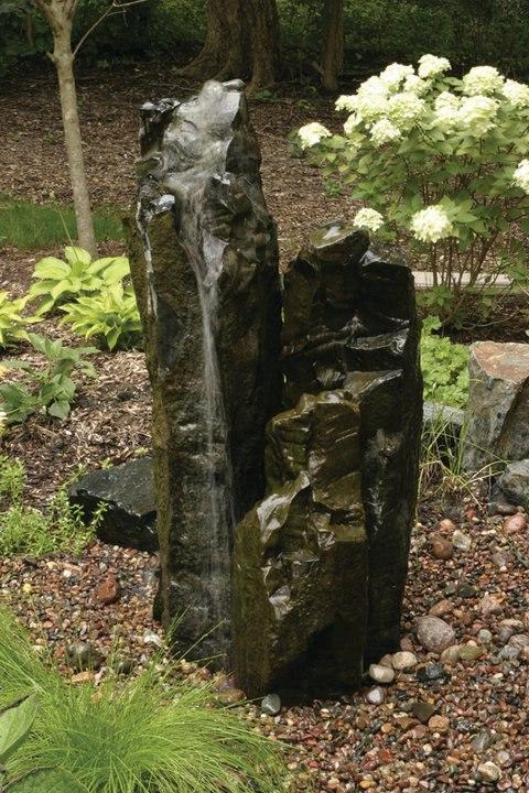 Basalt Fountains