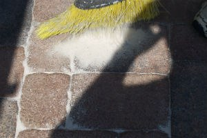 What is Joint Sand for Pavers?