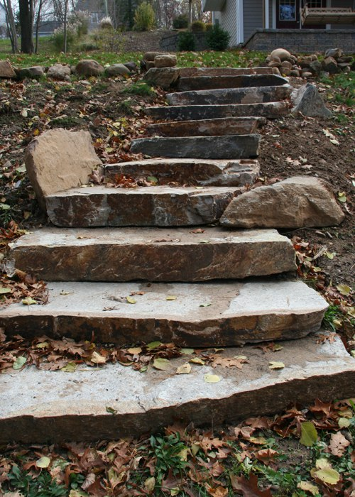 Maya Steps