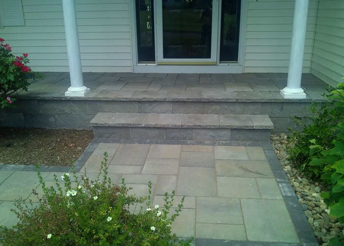 Concrete Overlay installation in CT