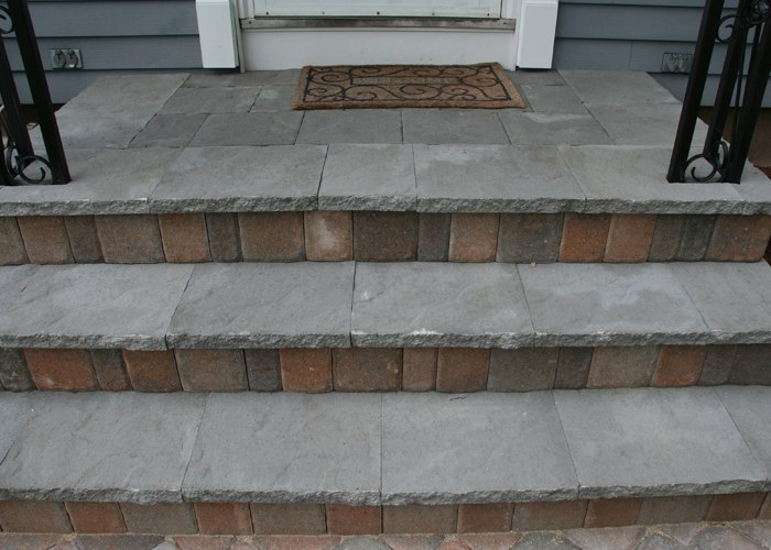 steps overlaid.