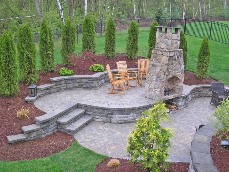 How high can a retaining wall be built?