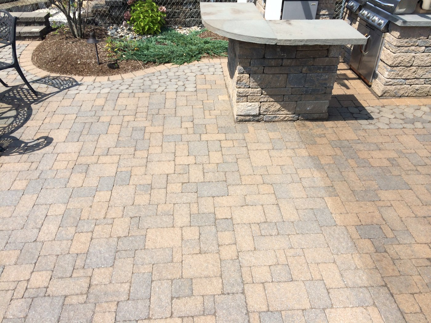 Paver Sealing Wet Vs Dry Look