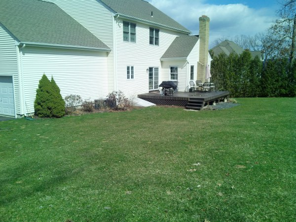 Can I replace my deck with a patio?
