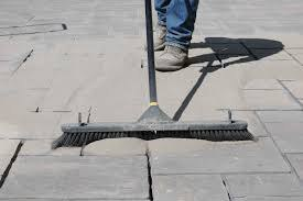 installing_polysand_in_paver_joints
