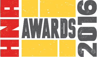 HNA Awards 2016 Logo