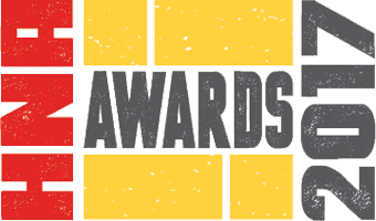 HNA Awards 2017 logo