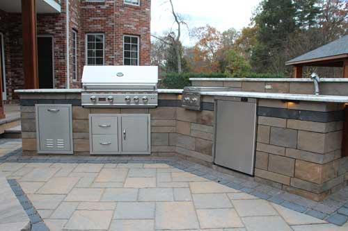 Outdoor Storage | Outdoor Kitchen Appliances