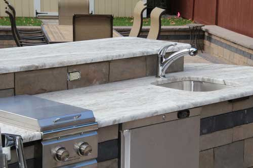 Outdoor Sinkl | Outdoor Kitchen Appliances