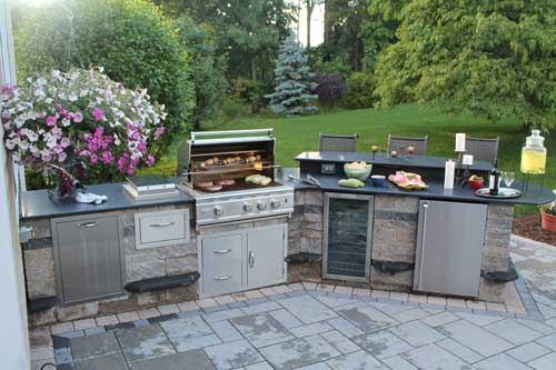Outdoor Refrigerator | Outdoor Kitchen Appliances