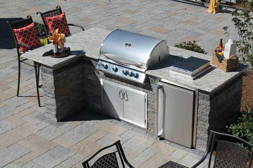 Built-in Grill | Outdoor Kitchen Appliances