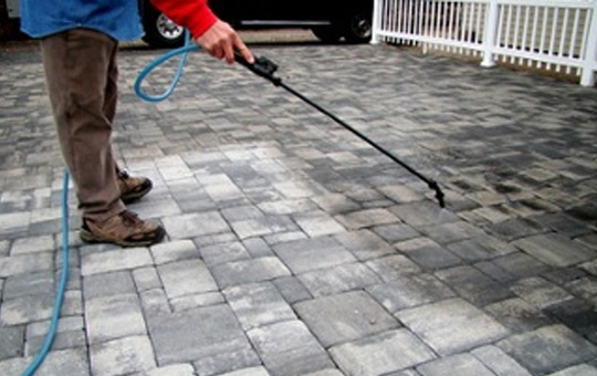 seal your pavers to protect them