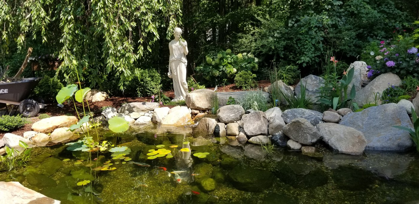 Using Water Features in Your Landscaping