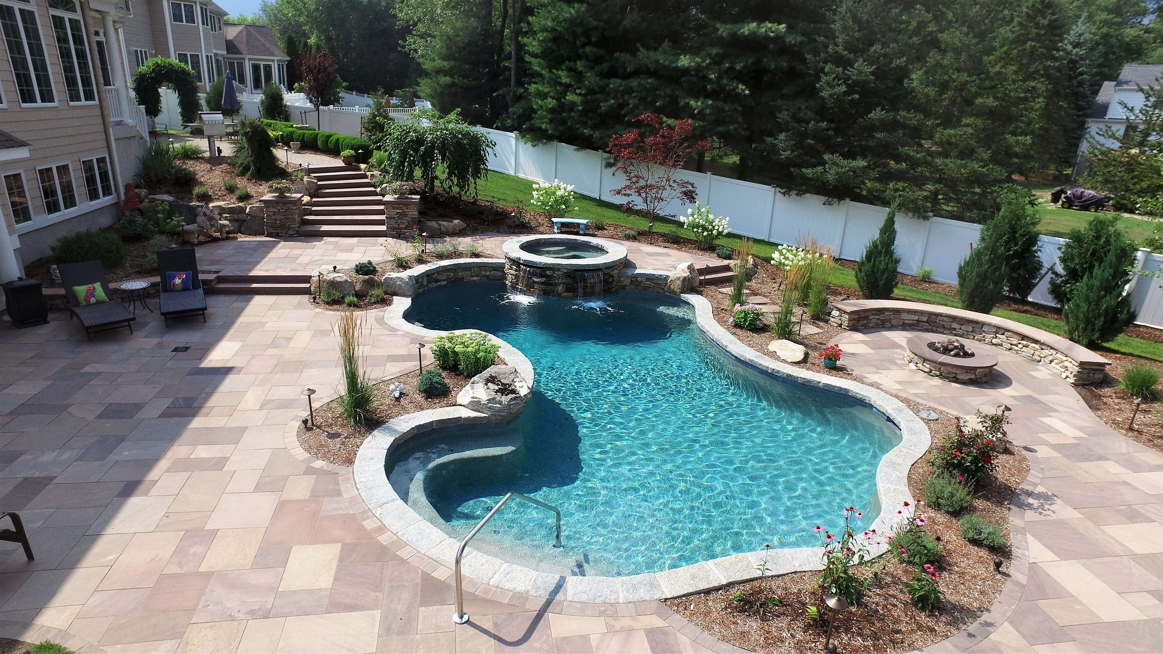 How a Gunite Inground Pool Can Change Your Entire Outdoor Living Space