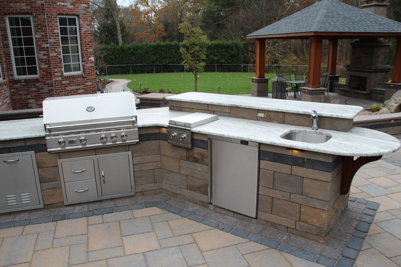 How to Use and Maintain your Built-In Grill