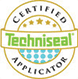 Certified Techniseal Applicator